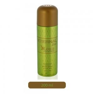 X'Louis Refreshing Perfumed Deodorant For Women, 200 ml
