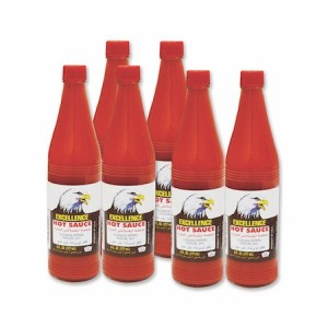 Excellence Hot Sauce6X3oz