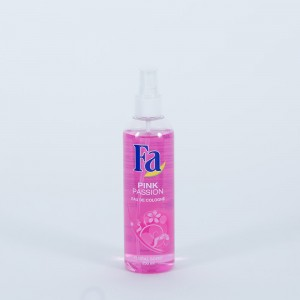 Fa Pink Passion Body Splash Eau De Cologne Spray For Wome, 250Ml