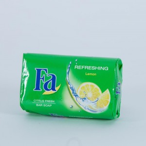 Fa Refreshing Soap 125 Gm, 6 pcs