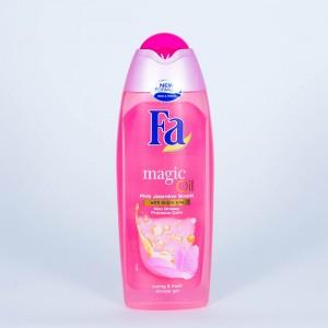 Fa Shower Gel Magic Oil Pink 500Ml