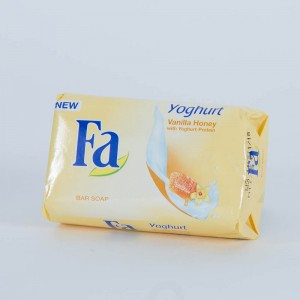 Fa Yog. Vanila Honey Soap 125 Gm, 6 pcs