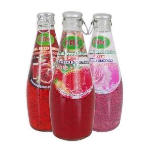 Fbc Basil Seed Drink 290Ml 2+1