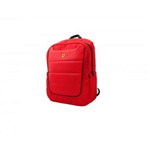 "Ferrari Nbk Backpack 15"" Red"