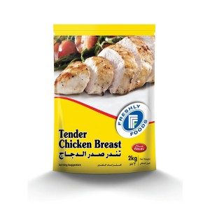 Freshly Foods Tender Chicken Breast - 2Kg