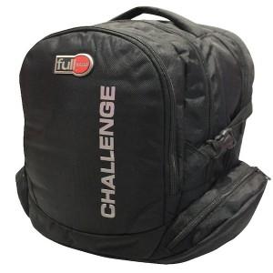 "Full Stop (8774) School Bag 13"" Black BackPack  B-725-A16"