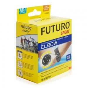 Futuro-Sport-Custom-Dial-Tennis-Elbow-Strap-Black_Hero
