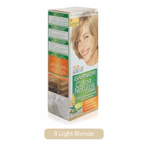 Garnier Color Naturals Creme - 8 Light Blonde