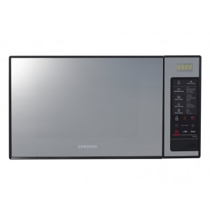 Samsung Grill Microwave Oven with Black Glass mirror, 28 Ltrs GE0103MB