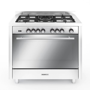 GLEMGAS 100x60 Gas Cooker GMIL5FSS