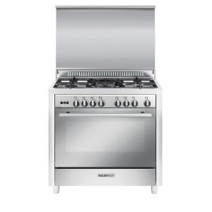 GLEMGAS 90x60 Gas Cooker GNOV5FVS