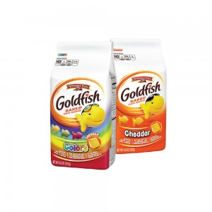 Gold Fish Color Assorted 2X187g