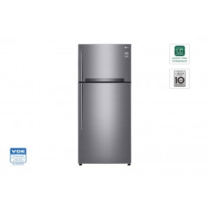 LG Top Mount Refrigerator, GR-H832HLHU