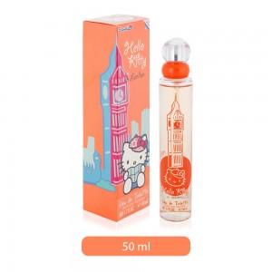 Hello Kitty in London Natural Spray for Girl - 50 ml, Eau De Toilette