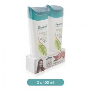 Himalaya Softness & Shine Daily Care Shampoo - 2 x 400 ml