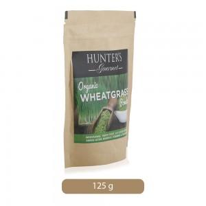 Hunter's Gourmet Organic Wheatgrass Powder - 125 g