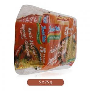 Indomie Instant Noodles Special Chicken Flavor - 5 x 75 g