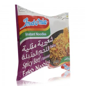 Indomie Spicy Beef Flavour Noodles - 80 g