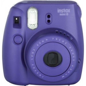 Fujifilm Fujifilm Camera- Mini 8 Grape instax mini 8 grape