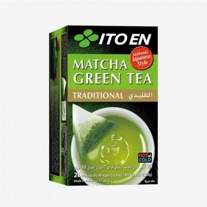 ITOEN Macha Traditional Green Tea - 30 g