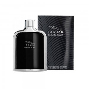 Jaguar Classic Black for Men EDT, 100ml