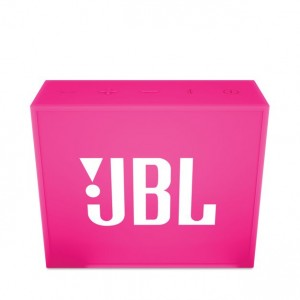 JBL GO Portable Bluetooth speaker PINK