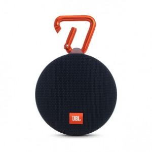 JBL CLIP2 Portable Bluetooth Speaker BLACK