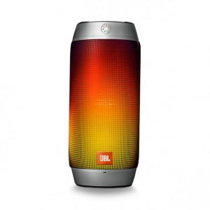 JBL PULSE 2 Portable Bluetooth Speaker SILVER