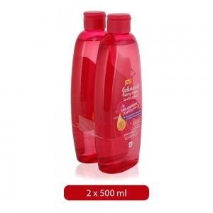 Johnson's-Shiny-Drops-Kids-Shampoo-2-500-ml_Hero