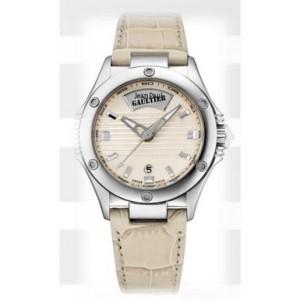 Jean Paul Gaultier Swiss Made  Men's Watch-JPG0101002 Beige