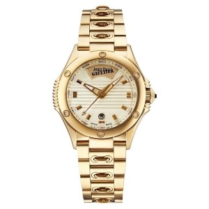 Jean Paul Gaultier Swiss Made  Men's Watch-JPG0101008 Gold