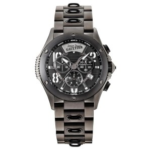 Jean Paul Gaultier Swiss Made   Men's Watch-JPG0104010 Black