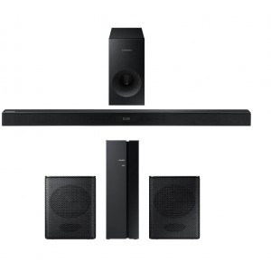 Samsung Sound Bar HW-K430 + Wireless Rear Kit SWA-8000S