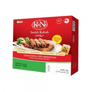 K&Ns Seekh Kabab 510 gm
