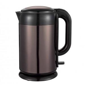 Midea Cool Touch Kettle Coffee Colour, 1.7 L, MKH317E2C