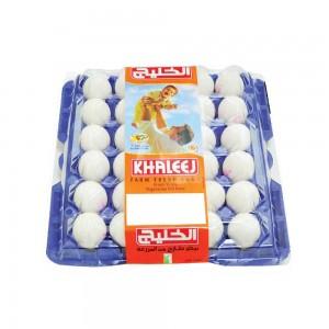 Khaleej Brown Small Eggs 30S