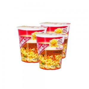 Kokacup Noodle Assorted 3x70gm