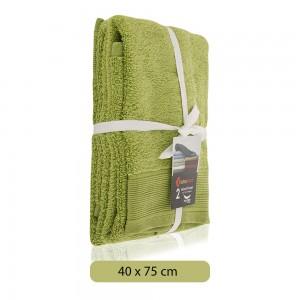 Leen Cotton Hand Towel - 2 Pieces, 40 x 75 cm