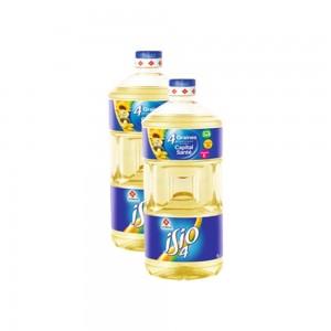 Lesieur Isio4 Oil, 2 x 2 Ltr