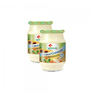 Lesieur Mayonnaise - 2x475gm