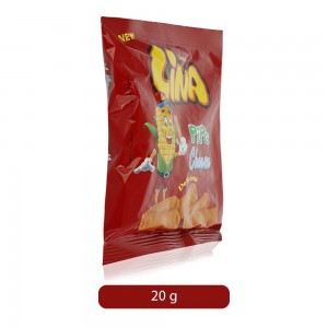 Lina Cheese Pipe Snack - 20 g