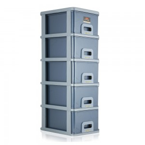 Lion-Star-Infini-IF-5-Container-Blue-5-Drawers_Hero
