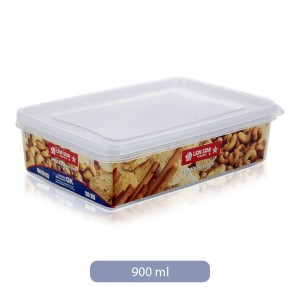 Lion Star Plastic 100 KP-6 Praxis Keeper Containers - 900 ml