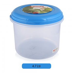 Lion-Star-Vt-5-Vitto-Sealware-Round-Container-Clear-4.7-Ltr_Hero
