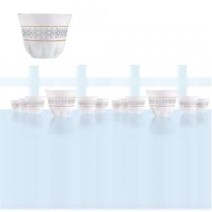 Luminarc Kawa 12 Cup 6Cl