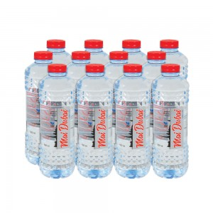 Mai Dubai Pure Drinking Water 12x500Ml