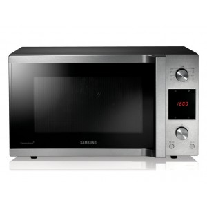Samsung CONTRABASS Convection Microwave Oven with Smart Sensor, 45 Ltrs MC455THRCSR