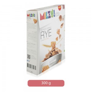 MILZU! Cereal Rye Flakes with Honey - 300 g