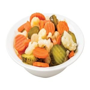 Mixed Pickels (Syria ) - Per Kg