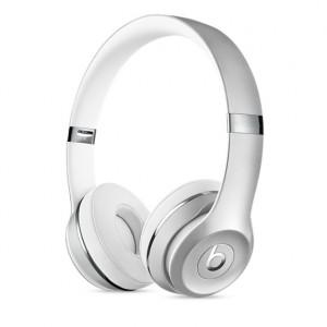 Beats Solo3 Wireless On-Ear Headphones, Silver